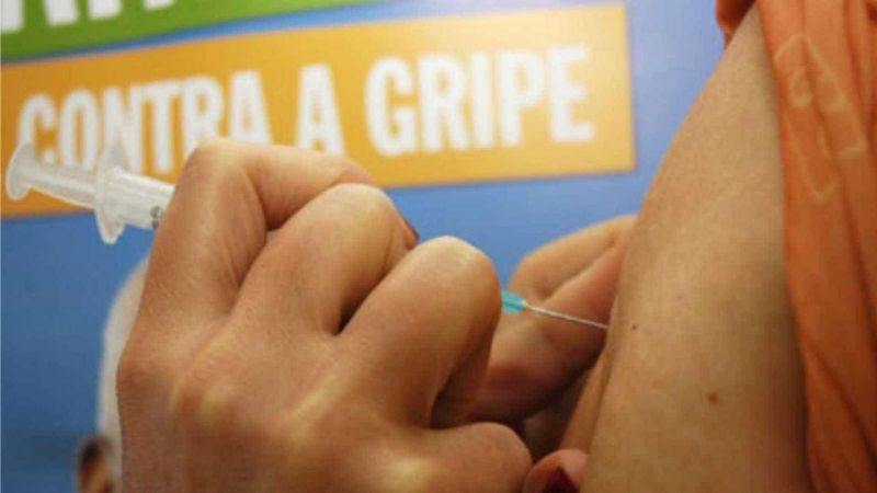 Nova etapa da Campanha contra a Gripe começa nesta segunda-feira