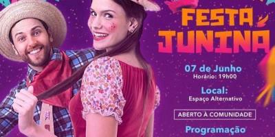 ROLIM DE MOURA: Festa Junina da FSP será  no dia 07 de junho
