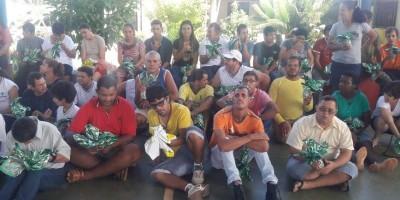 ROLIM DE MOURA: Grupo de amigos e Cacau Show promovem Páscoa no CER