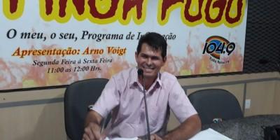 ROLIM DE MOURA: Vereador Claudinho busca parcerias para atender a população