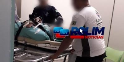 URGENTE: Após mais de três horas na mesa de cirurgia, vítima de tiroteio em Parecis é...
