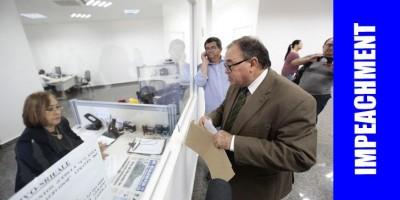 VÍDEO: Governador Marcos Rocha enfrenta primeiro pedido de impeachment na Assembleia;...