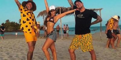 Zé Felipe xinga Neymar após foto com a namorada do cantor