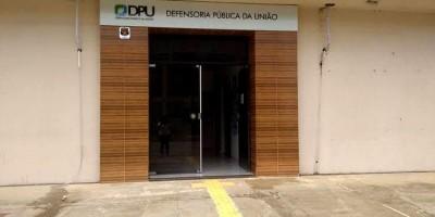 NO CENTRO: Foragido baleado ao invadir prédio da Defensoria Pública é preso pela PM