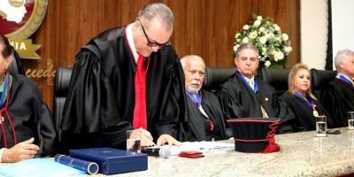 Novo Procurador-Geral de Justiça do MPRO diz que vai priorizar o combate à corrupção...