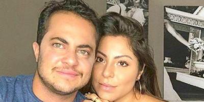 Prestes a ser mãe, mulher de Thammy revela ter feito sexo a três