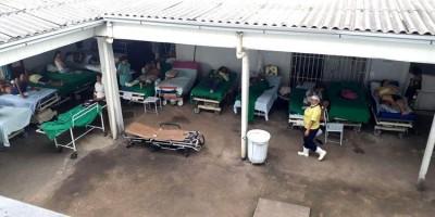 VIRADA DE PÁGINA: João Paulo II se mantém há mais de 20 dias sem pacientes internados...