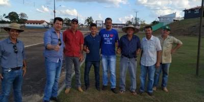 Asrolim realiza ajustes para Expoagro em Rolim