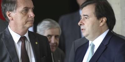 Câmara deve derrubar decreto de armas, diz Rodrigo Maia