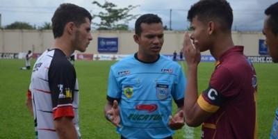 FFER define árbitros para 5ª rodada do Rondoniense Sub-17