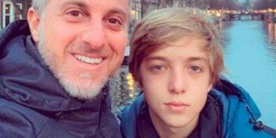Filho de Angélica e Luciano Huck é internado após acidente