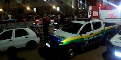 GUERRA ENTRE FACÇÕES: Organização criminosa ataca grupo rival a tiros em condomínio