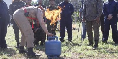 Militares das Forças Armadas participam de curso de brigada em Guajará-Mirim, RO