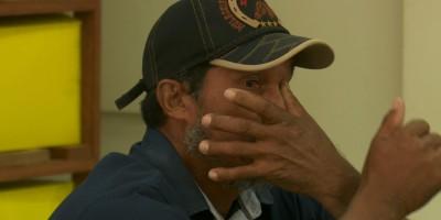 Pai chora ao ver assassino do filho ser condenado a 28 anos de prisão: 'Dor nunca vai...