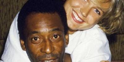 Xuxa diz que atuou em filme erótico para agradar Pelé