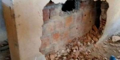 MACABRO: Homem mata mulher por R$ 50 e esconde corpo dentro de parede