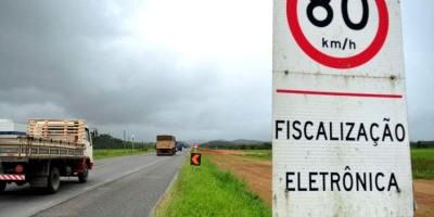 Ministro diz que mil radares serão instalados nas rodovias federais