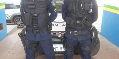Policiais militares que salvaram Rebeca Venturoso irão receber