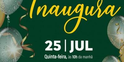 ROLIM DE MOURA: Inaugura dia 25 de julho o Supermercados Irmão Gonçalves