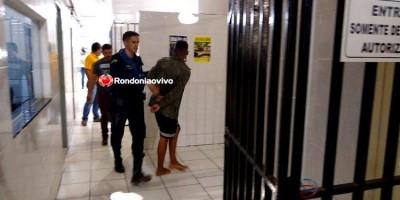ROUBO A RESIDÊNCIA: PM faz cerco e prende assaltante que fazia família refém