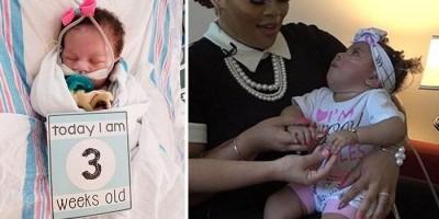 Bebê tem aparelhos desligados e médicos dão 6 horas de vida, mas algo incrível...