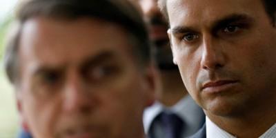 Bolsonaro sobre Eduardo: 'Não quero submeter meu filho a fracasso'