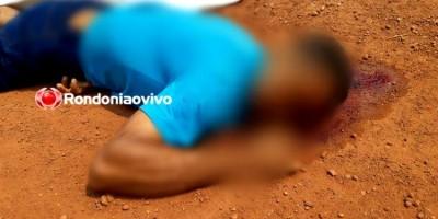 EXECUÇÃO: Motociclista é perseguido e morto com tiros à queima-roupa na frente de...
