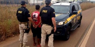 Foragido há 18 dias, homem é preso empinando motocicleta em Porto Velho