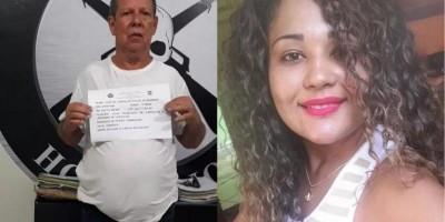 Mulher morta por idoso de 71 anos era amante há dois anos e exigia sexo