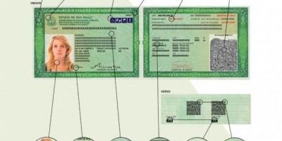 Nova carteira de identidade começa a ser emitida no Brasil a partir desta terça