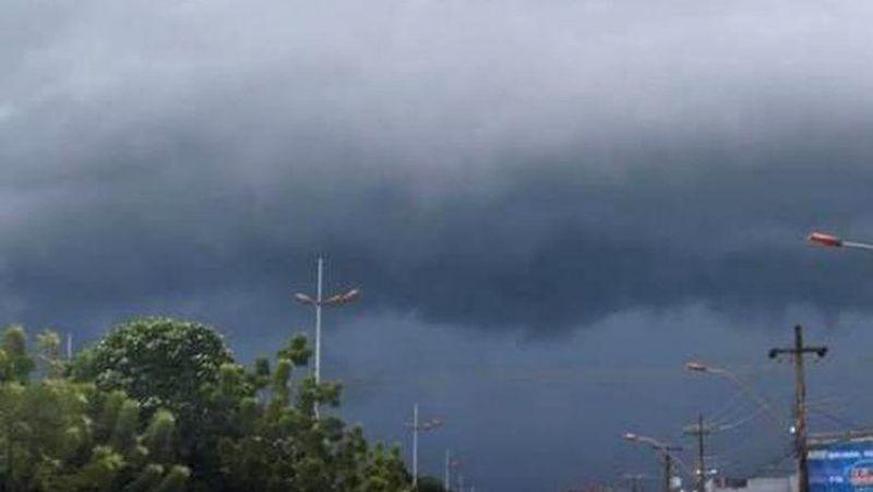 PREVISÃO DO TEMPO: Frente fria deve amenizar o calor de Rondônia nesta quarta-feira