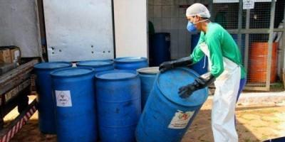 Redução de resíduos hospitalares no Pronto Socorro João Paulo II deve gerar uma...