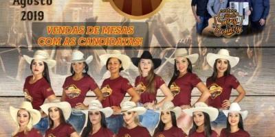 ROLIM DE MOURA: Conheça as 20 candidatas à Rainha da Expoagro