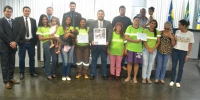ROLIM DE MOURA: Mais homenagens são realizadas pela Câmara Municipal
