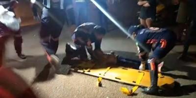 Idoso morre e criança lesionada após acidente com motorista embriagado em Porto Velho