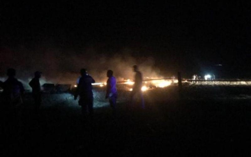 Avião de empresário cai e explode; pai e filho morrem