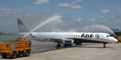 Azul voltará a operar voos entre Rio Branco e Porto Velho
