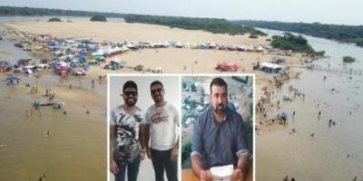 COSTA MARQUES: Prefeito Mirandão convida a todos para o Festival de Praia 2019