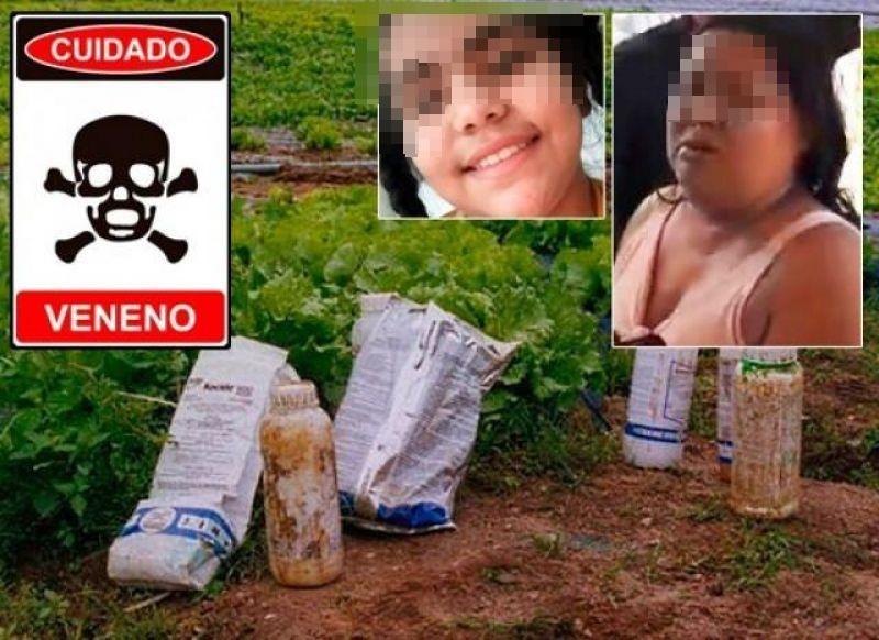 CRUELDADE: Menina de 11 anos morta envenenada não andava, não falava e espumava pela boca; madrasta agiu sozinha, pai não sabia