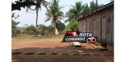 Homem é morto suspeita ser vítima de latrocínio em área rural de São Miguel do...