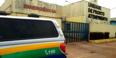 Pai, mãe e tio são levados para a Central de Polícia após morte de bebê