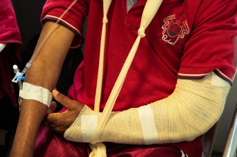 RONDÔNIA: Paciente por acidente de trânsito pode custar até R$ 1 milhão aos cofres públicos