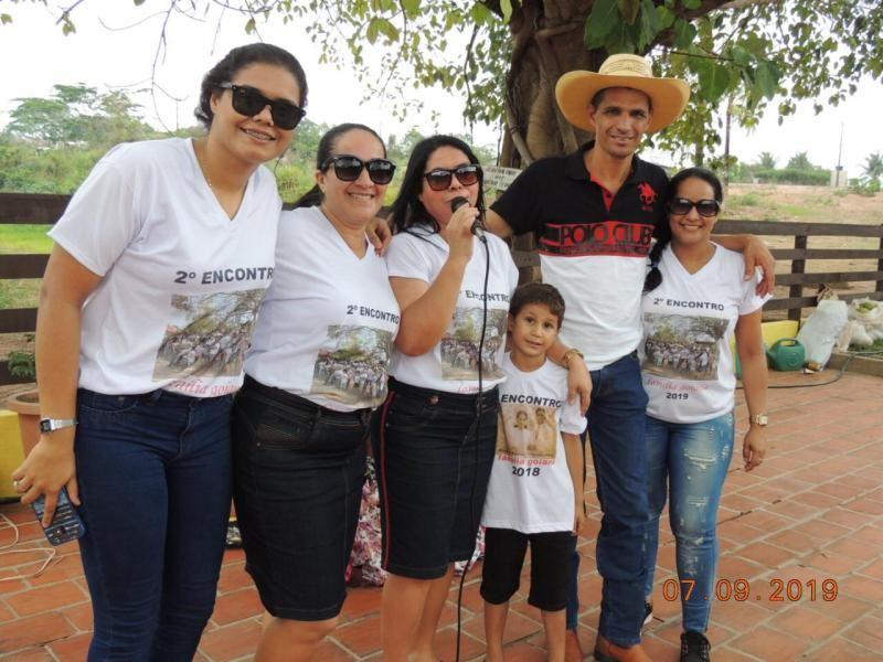 SANTA LUZIA: Segunda festa família goiana é realizada
