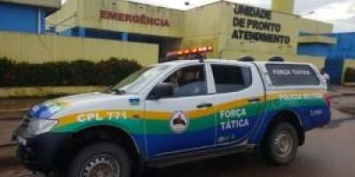 URGENTE: CRIANÇA MORRE NA UPA LESTE COM SUSPEITA DE ESTUPRO