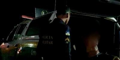 Vitima briga com bandido que bate carro e é preso dentro de condomínio na capital