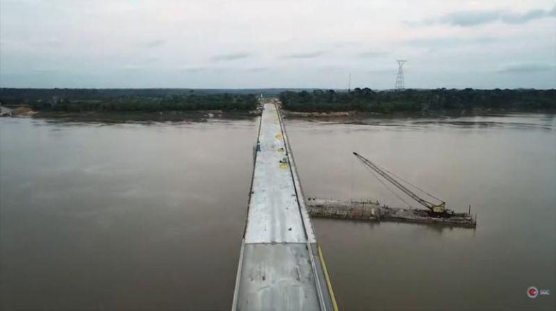 Ponte do Abunã sofre alteração no projeto e fica para 2020