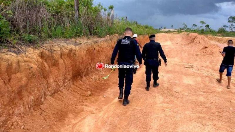 PORTO VELHO: Corpo da mãe de criança encontrada morta em lago é achado enterrado