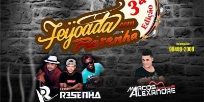 ROLIM DE MOURA: Feijoada com Resenha será dia 09 de novembro