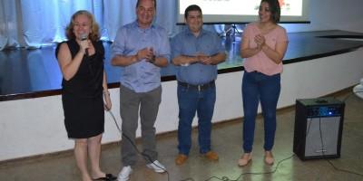 ROLIM DE MOURA: Prefeito Luizão do Trento e vice Fabricio Melo participam de...