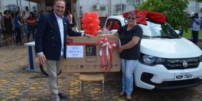 ROLIM DE MOURA: Prefeitura entrega Prêmio da Promoção IPTU premiado 2019